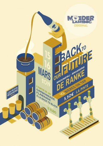 Back to our Future TTO Brasserie De Ranke